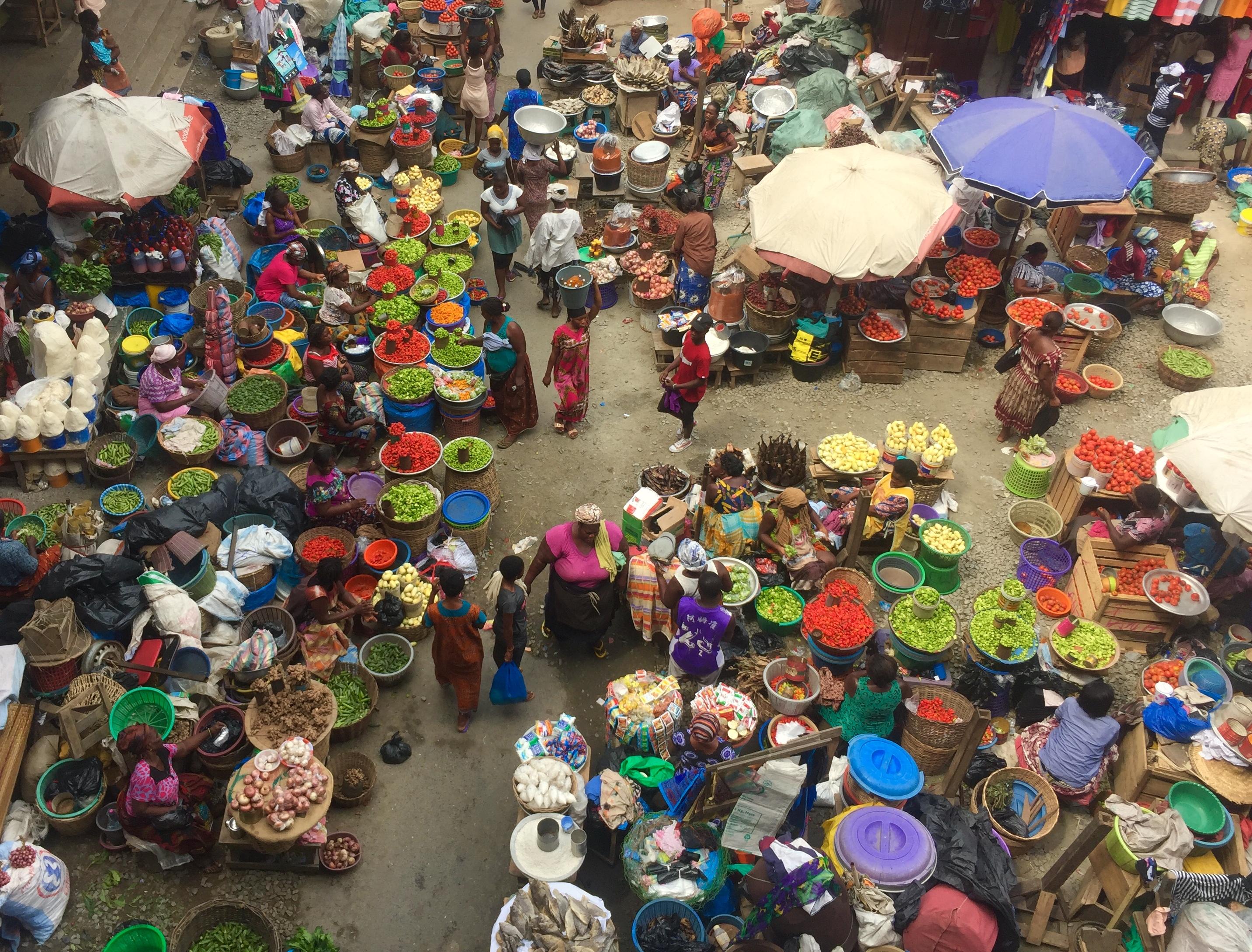 Ghana – Ciaran Burke – Photography, Poetry and Art
